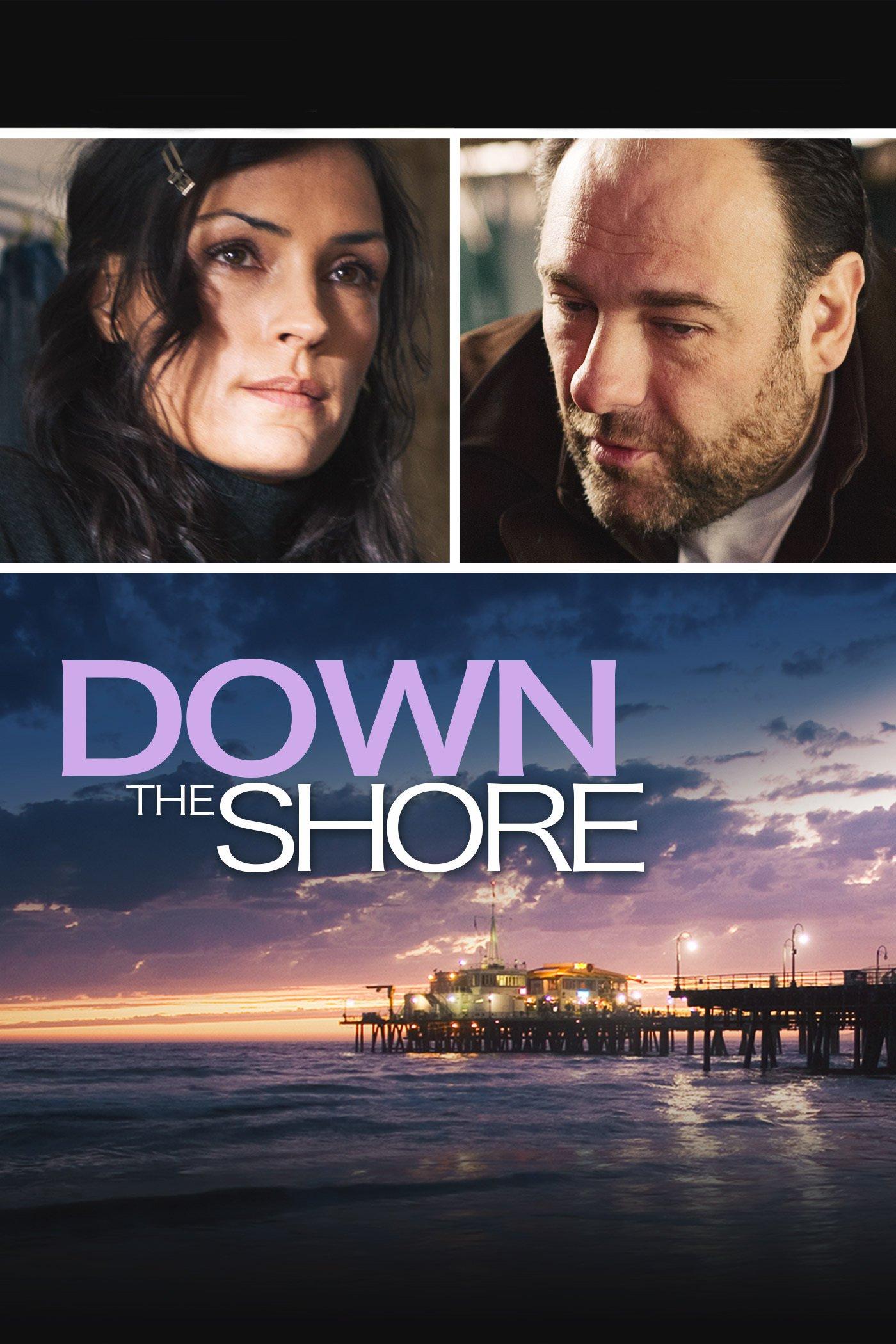 """Plakat von """"Down the Shore - Dunkle Geheimnisse"""""""