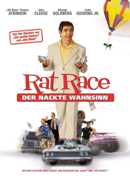 """Plakat von """"Rat Race - Der nackte Wahnsinn"""""""