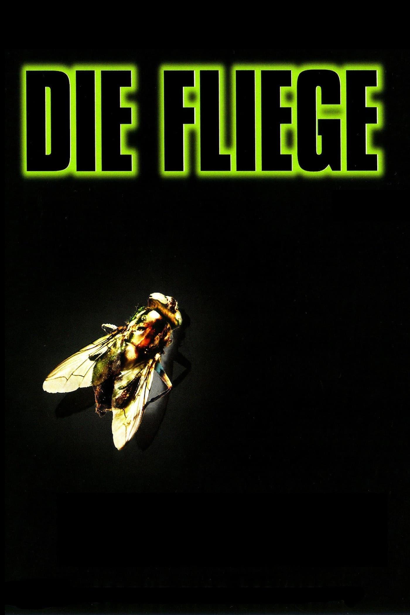 """Plakat von """"Die Fliege"""""""