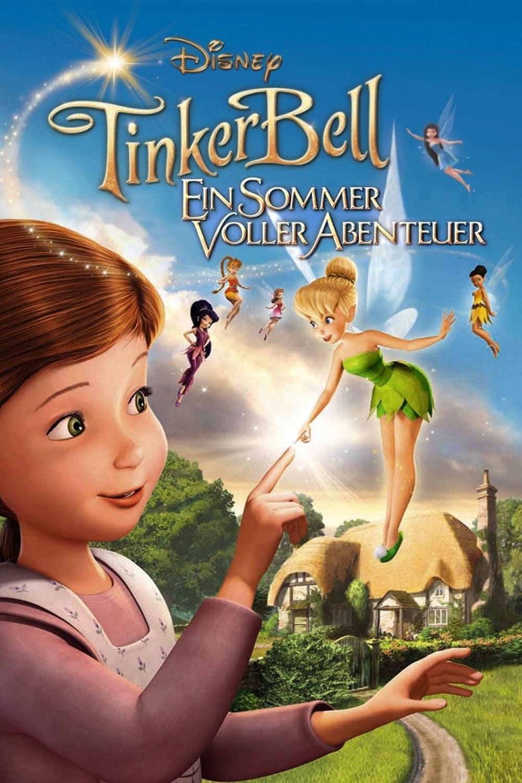 """Plakat von """"TinkerBell - Ein Sommer voller Abenteuer"""""""