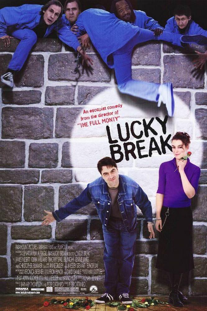 "Plakat von ""Lucky Break"""