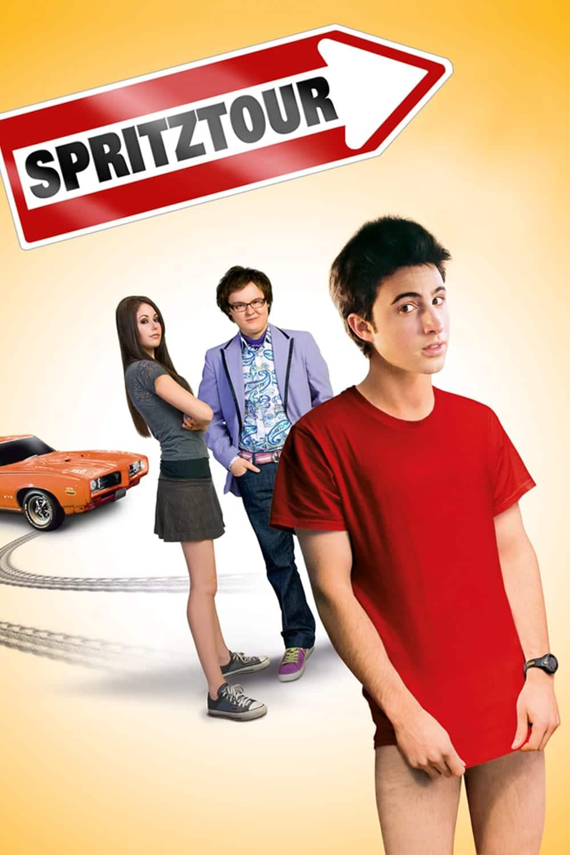 """Plakat von """"Spritztour"""""""