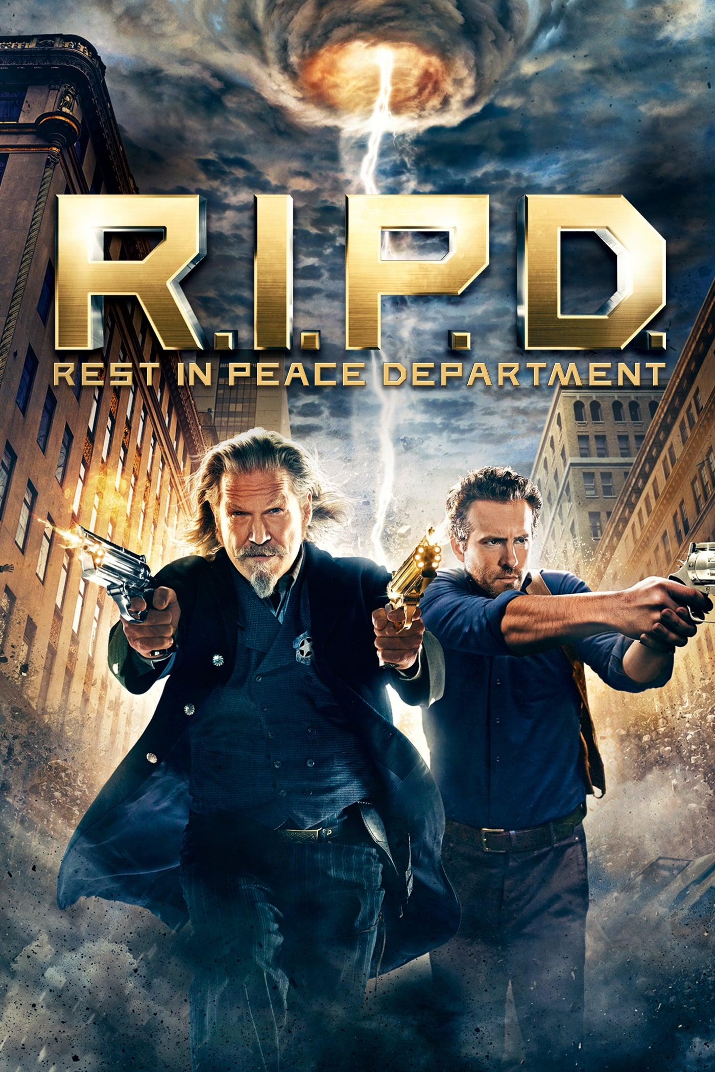 """Plakat von """"R.I.P.D."""""""