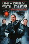 """Plakat von """"Universal Soldier: Regeneration"""""""