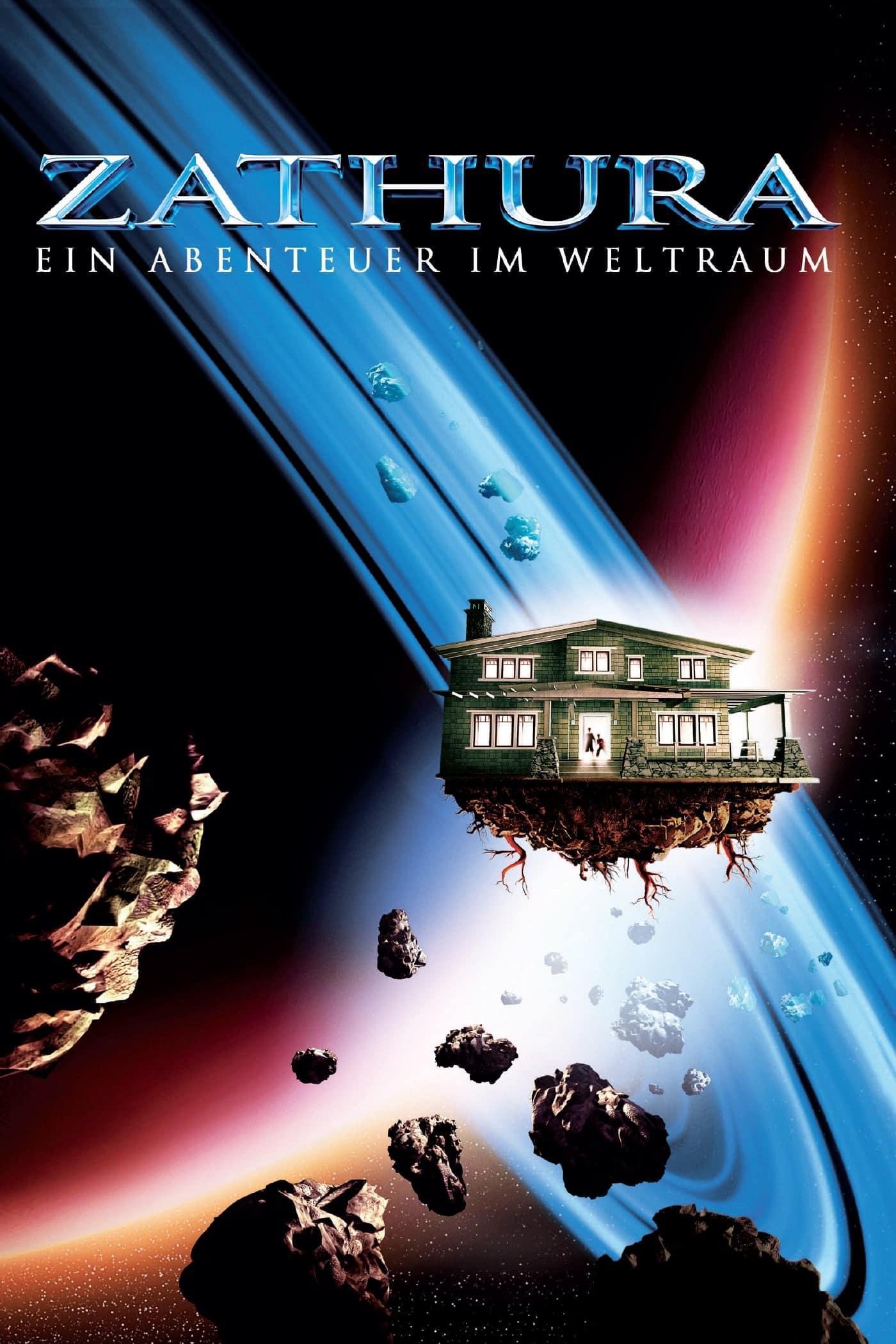 """Plakat von """"Zathura - Ein Abenteuer im Weltraum"""""""