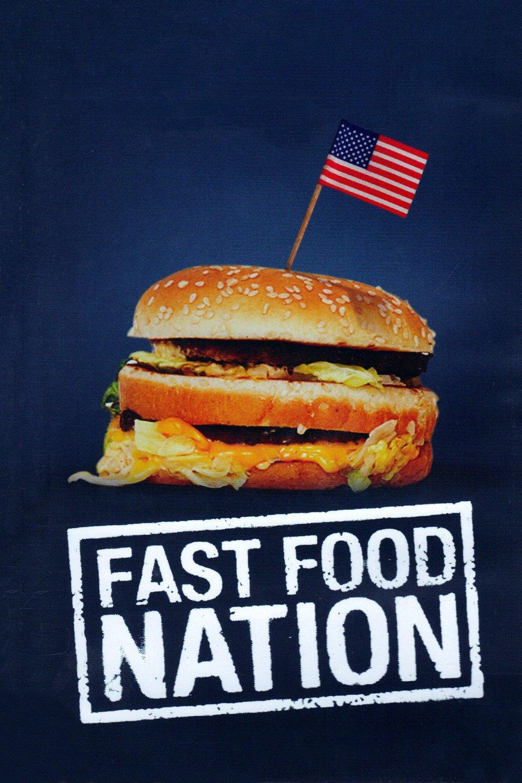 """Plakat von """"Fast Food Nation"""""""