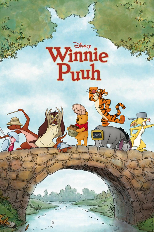 """Plakat von """"Winnie Puuh"""""""