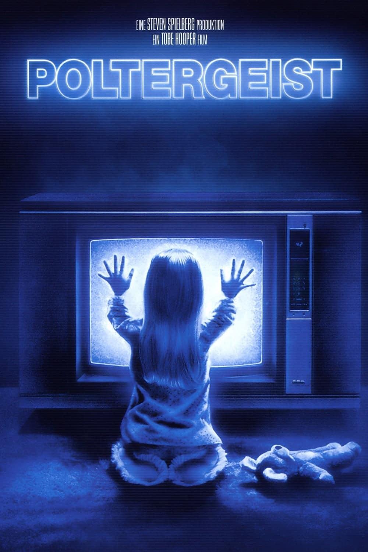 """Plakat von """"Poltergeist"""""""