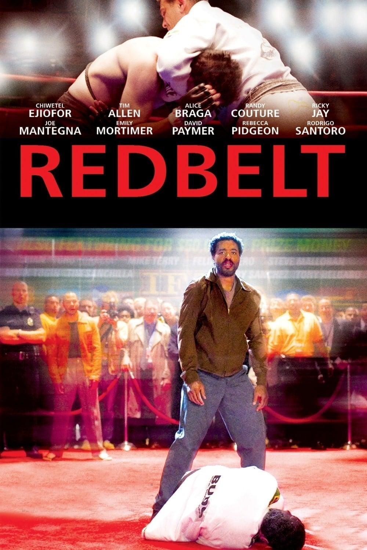 """Plakat von """"Redbelt"""""""