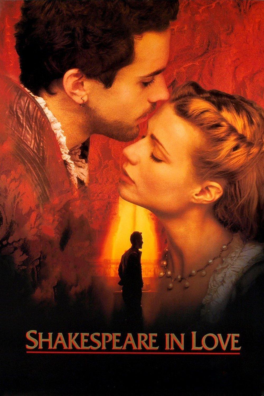 """Plakat von """"Shakespeare in Love"""""""