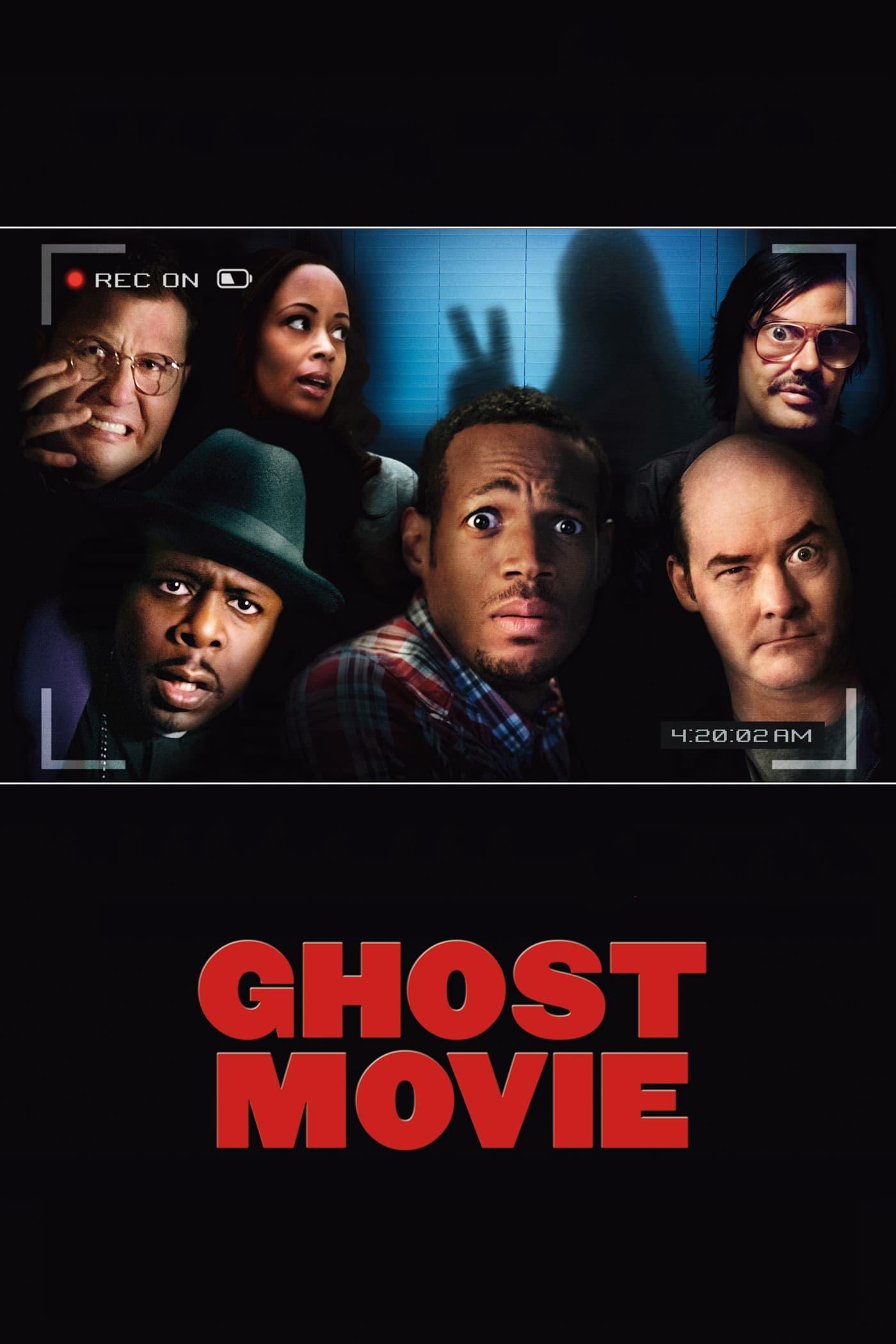 """Plakat von """"Ghost Movie"""""""
