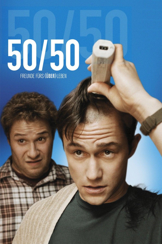 """Plakat von """"50/50 Freunde fürs (Über)Leben"""""""