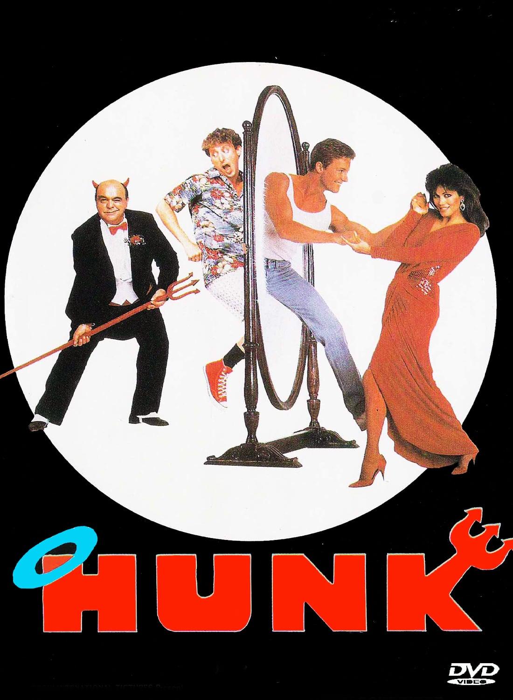 """Plakat von """"Hunk"""""""