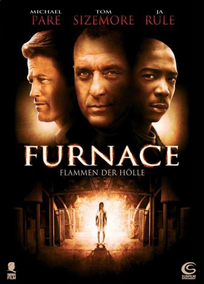 """Plakat von """"Furnace - Flammen der Hölle"""""""