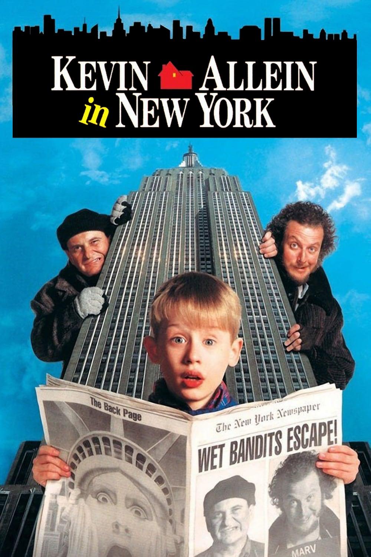"""Plakat von """"Kevin - Allein in New York"""""""
