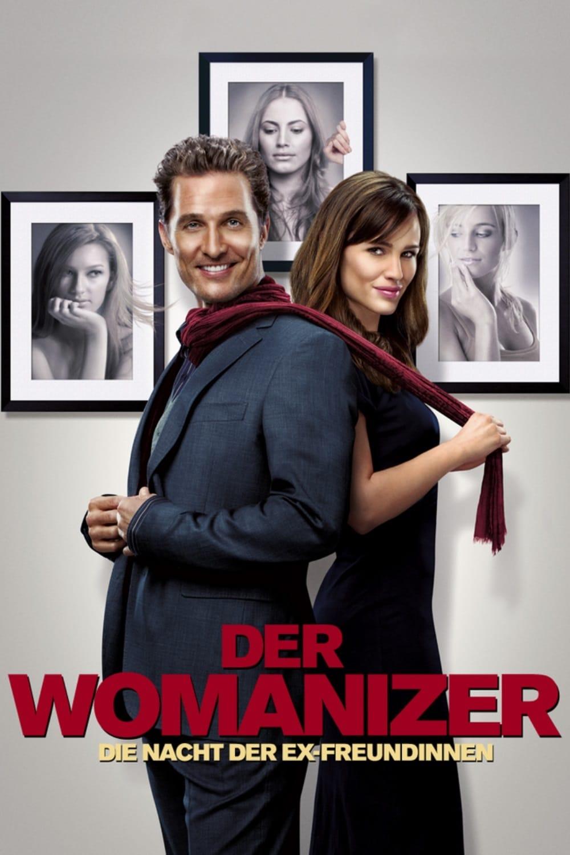 """Plakat von """"Der Womanizer - Die Nacht der Ex-Freundinnen"""""""