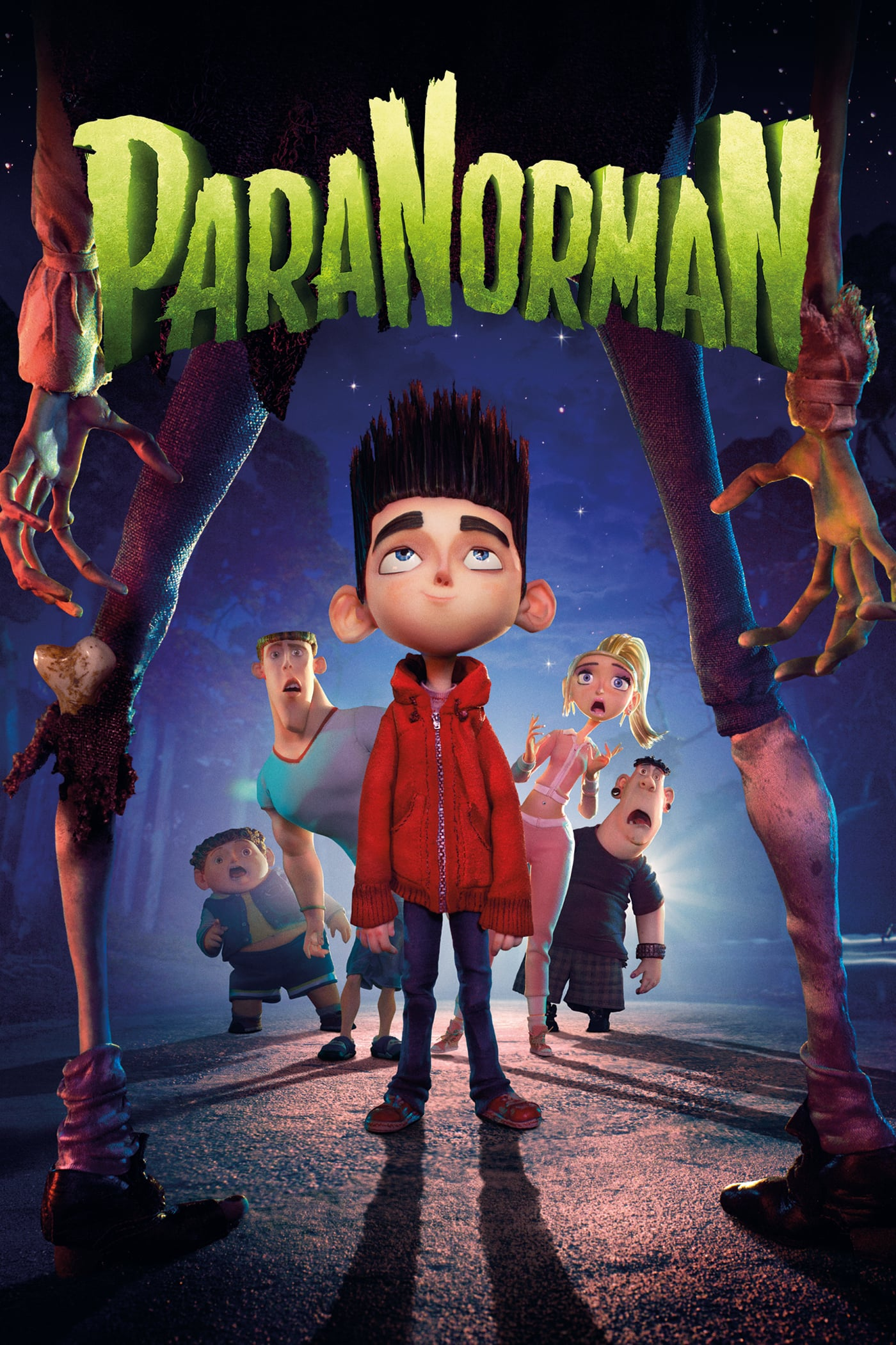 """Plakat von """"ParaNorman"""""""