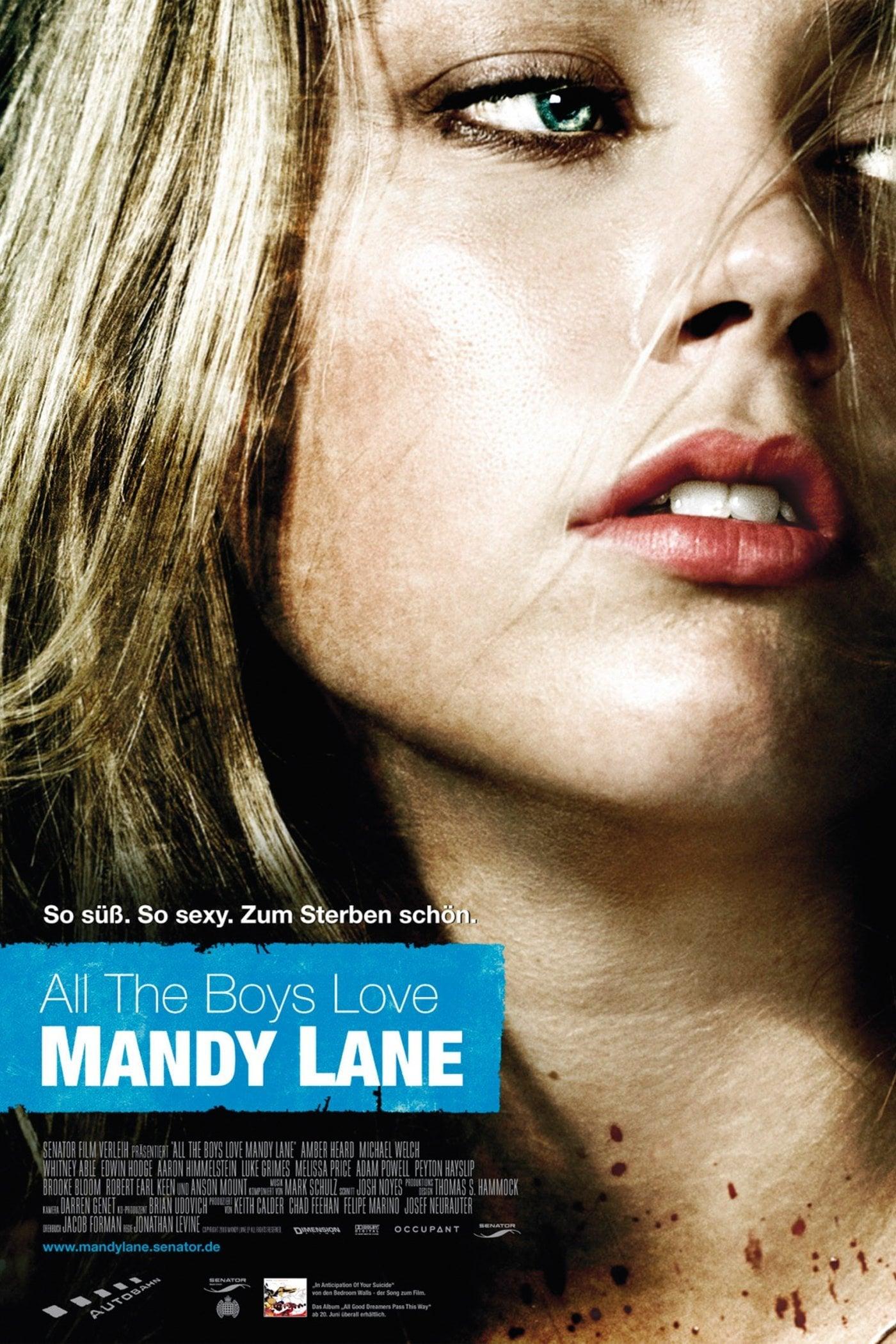 "Plakat von ""All the Boys Love Mandy Lane"""