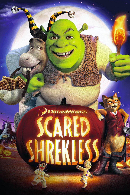 """Plakat von """"Er-Shrek Dich nicht"""""""