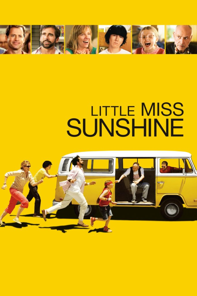 """Plakat von """"Little Miss Sunshine"""""""