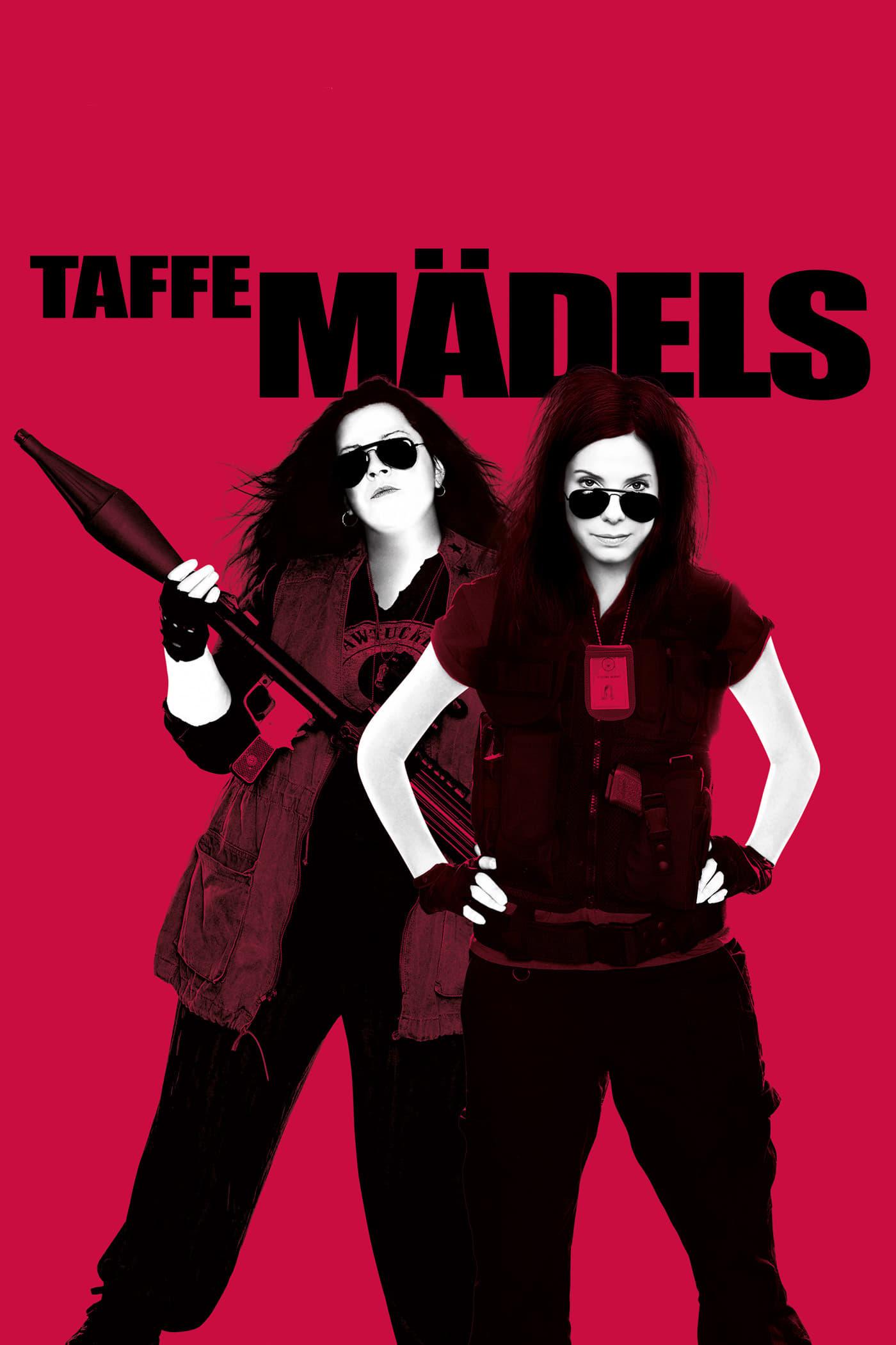 """Plakat von """"Taffe Mädels"""""""