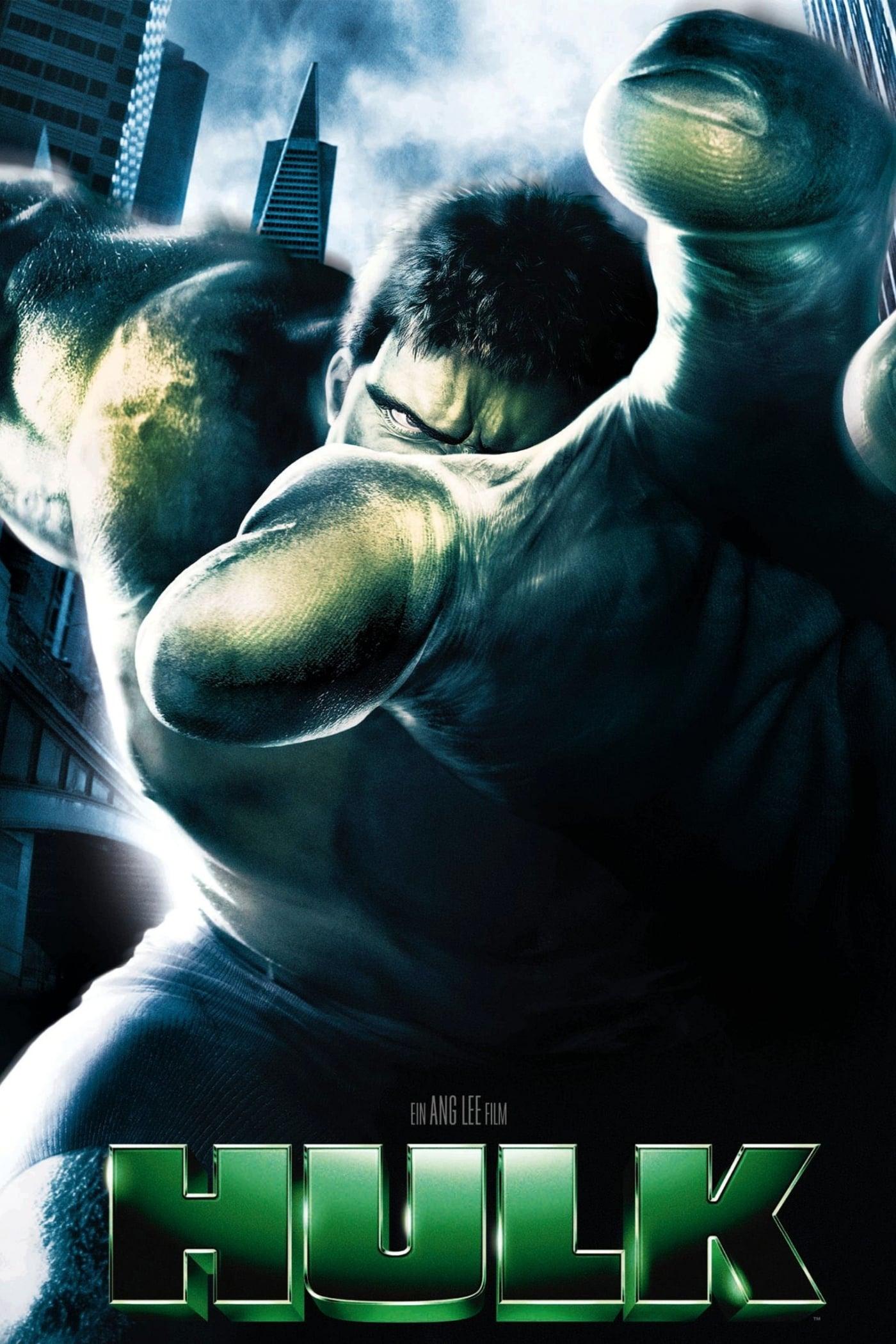 """Plakat von """"Hulk"""""""