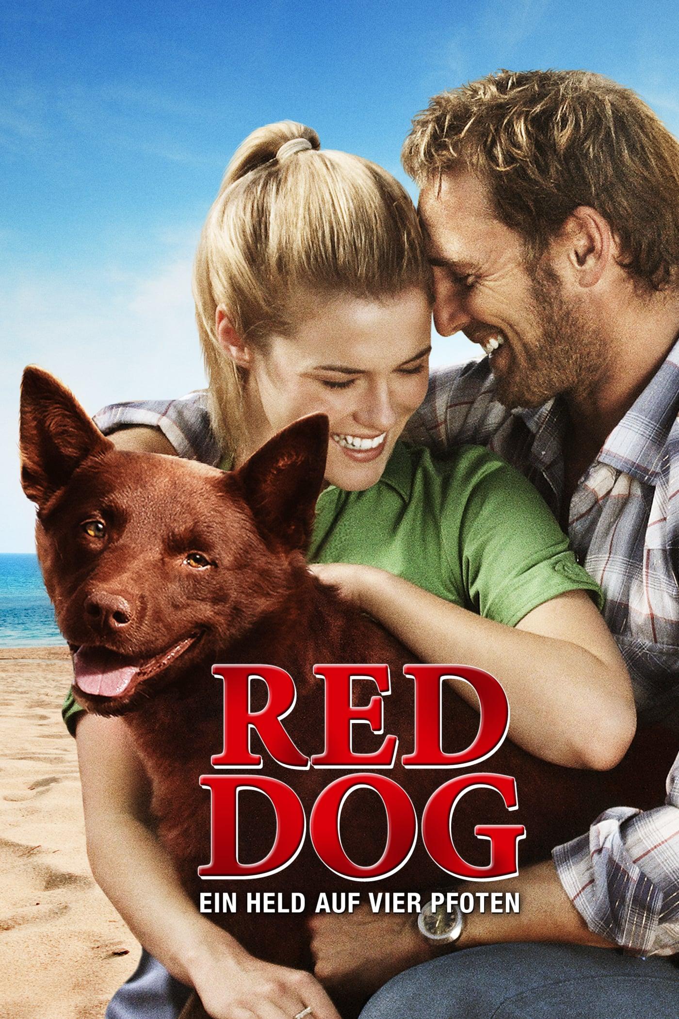"""Plakat von """"Red Dog"""""""
