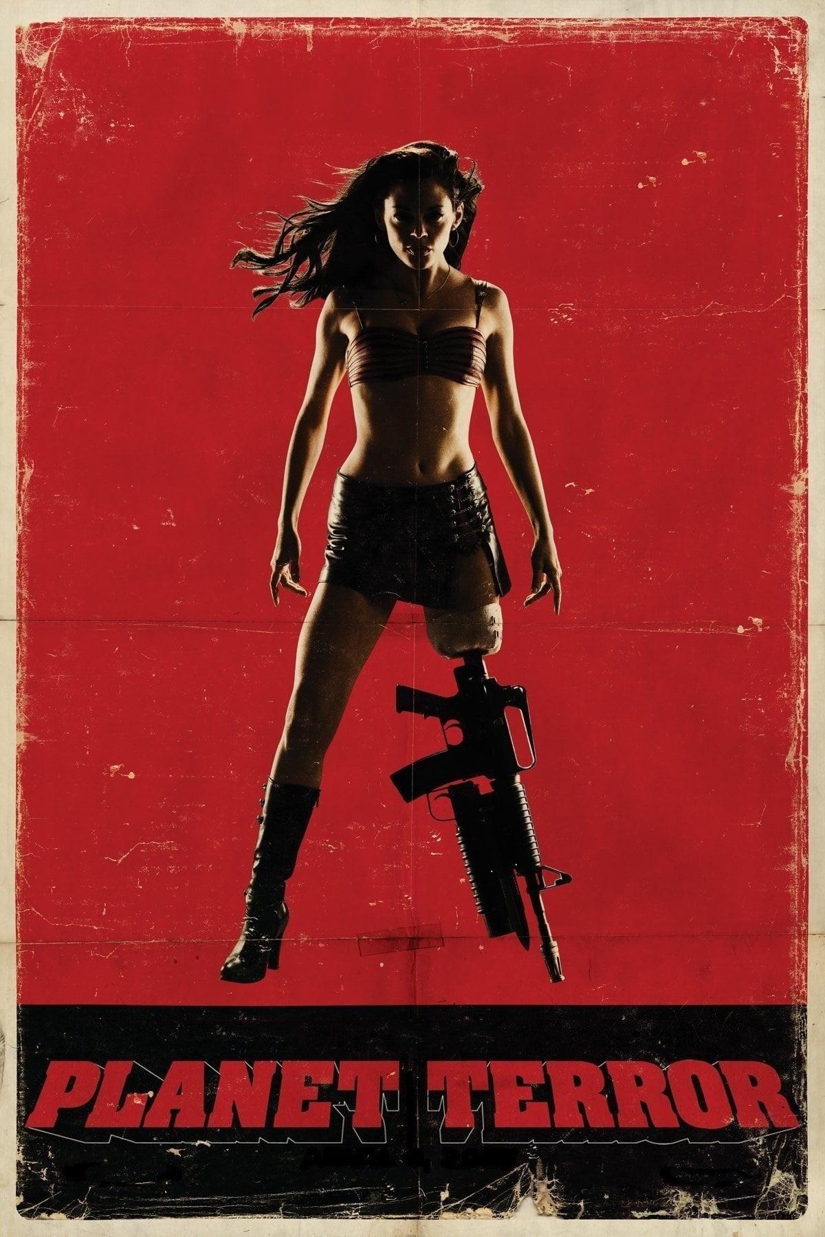"""Plakat von """"Planet Terror"""""""