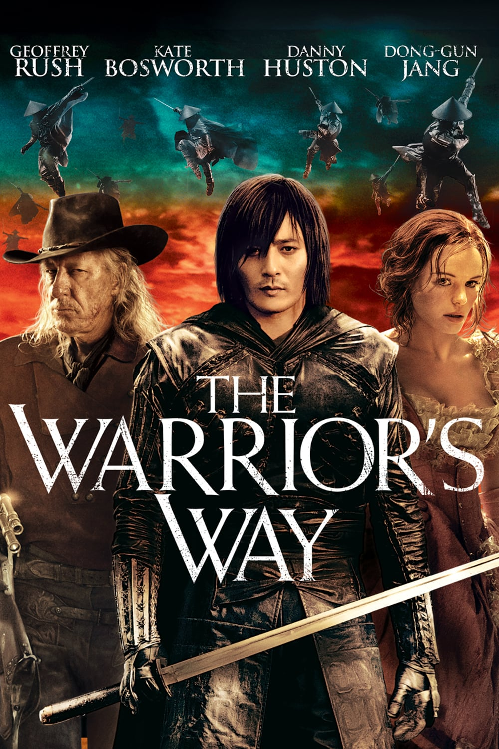 "Plakat von ""The Warrior's Way"""