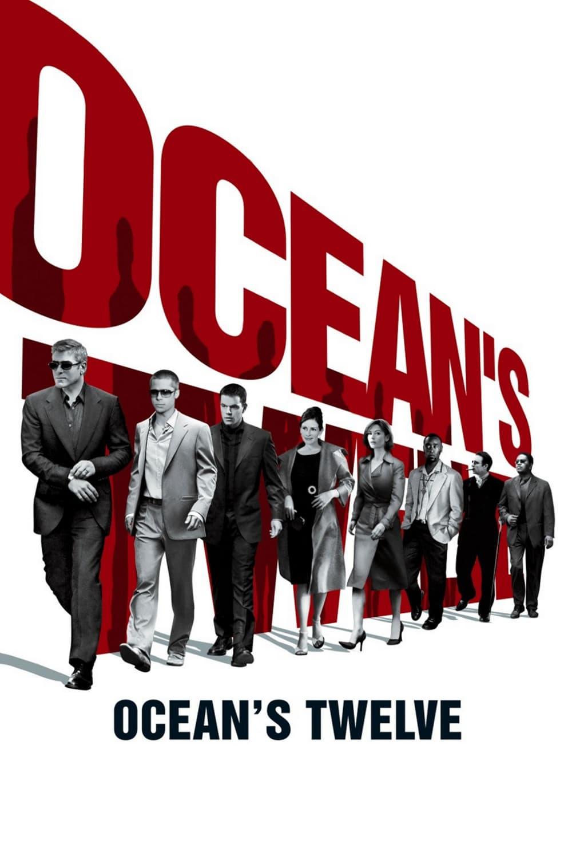 """Plakat von """"Ocean's Twelve"""""""