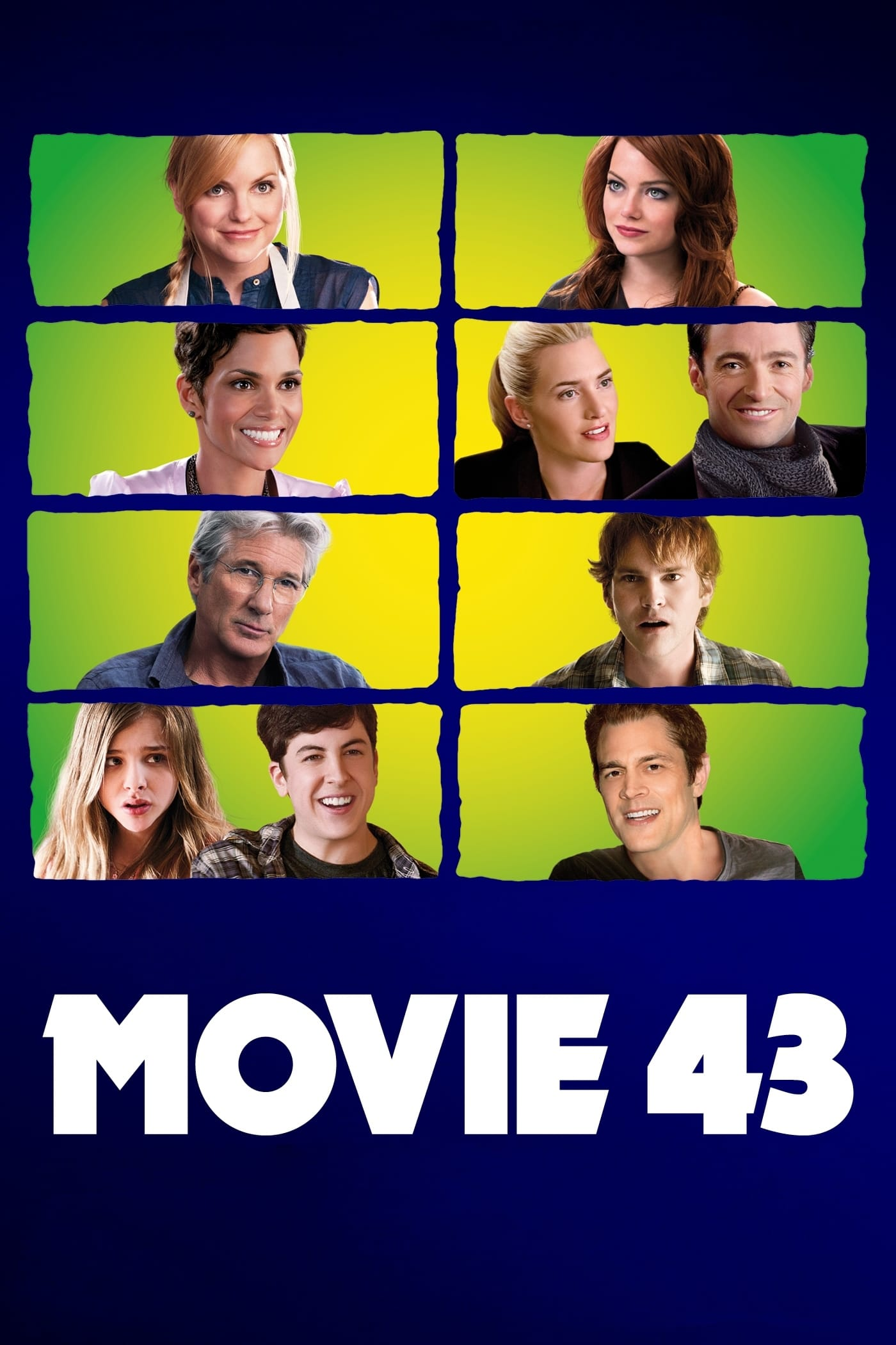 "Plakat von ""Movie 43"""