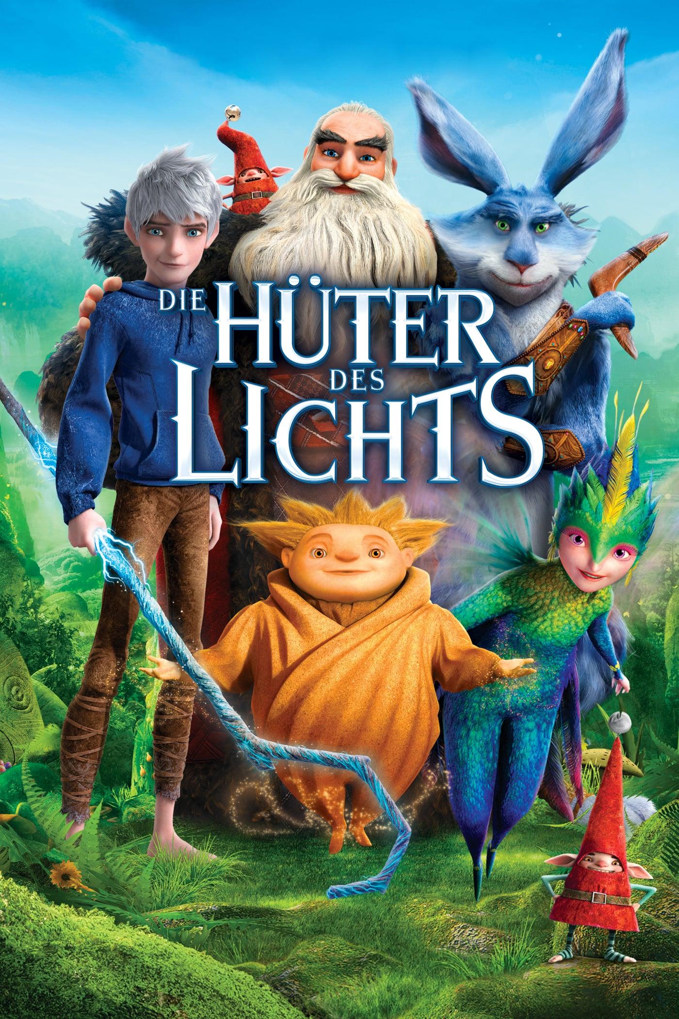 """Plakat von """"Die Hüter des Lichts"""""""