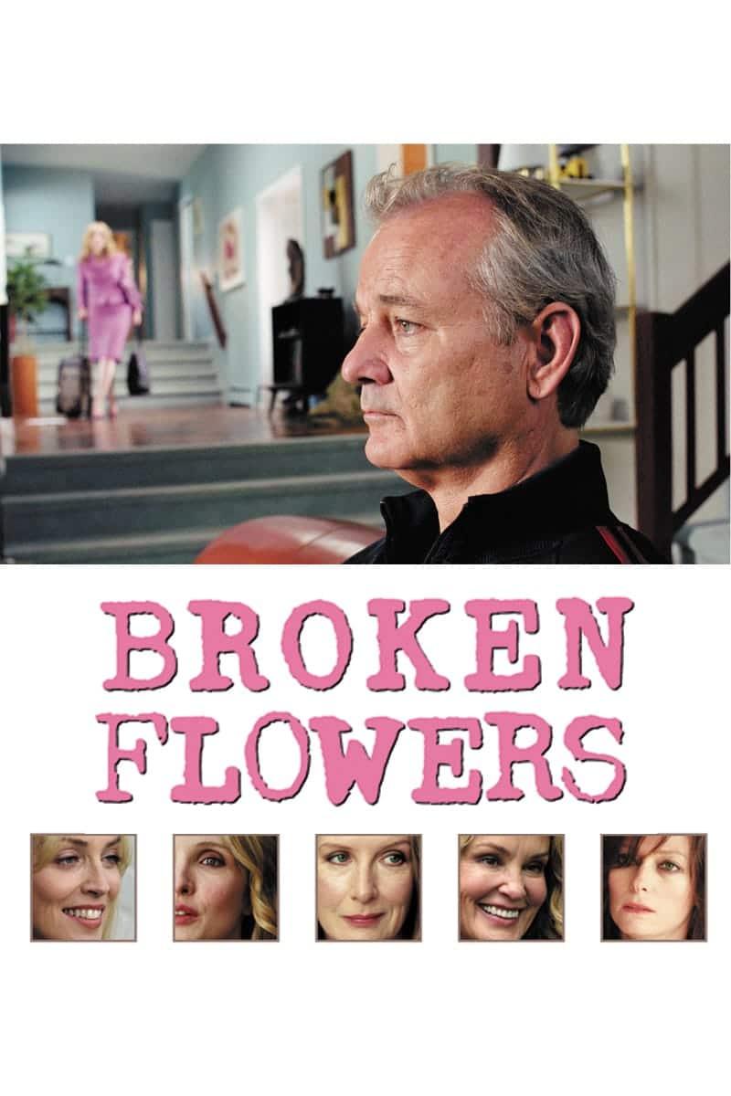 "Plakat von ""Broken Flowers"""