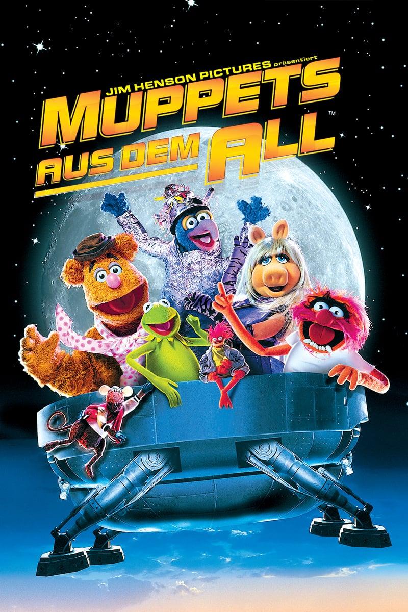 """Plakat von """"Muppets aus dem All"""""""