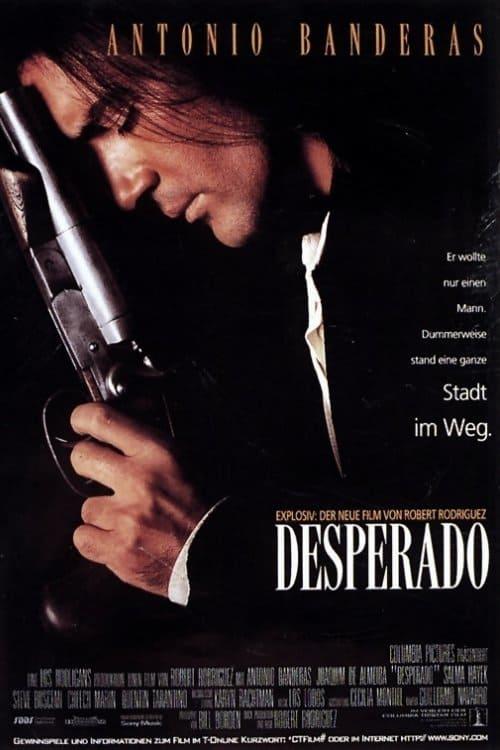 """Plakat von """"Desperado"""""""