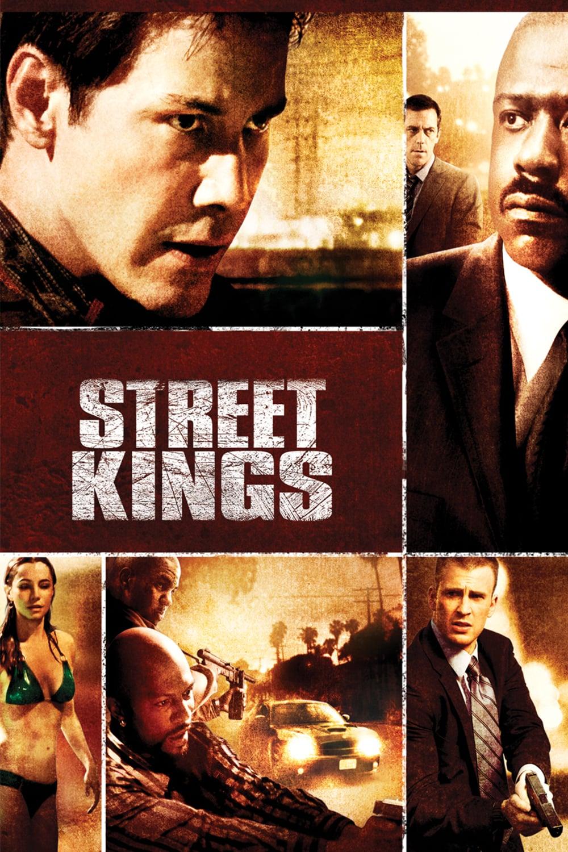"""Plakat von """"Street Kings"""""""