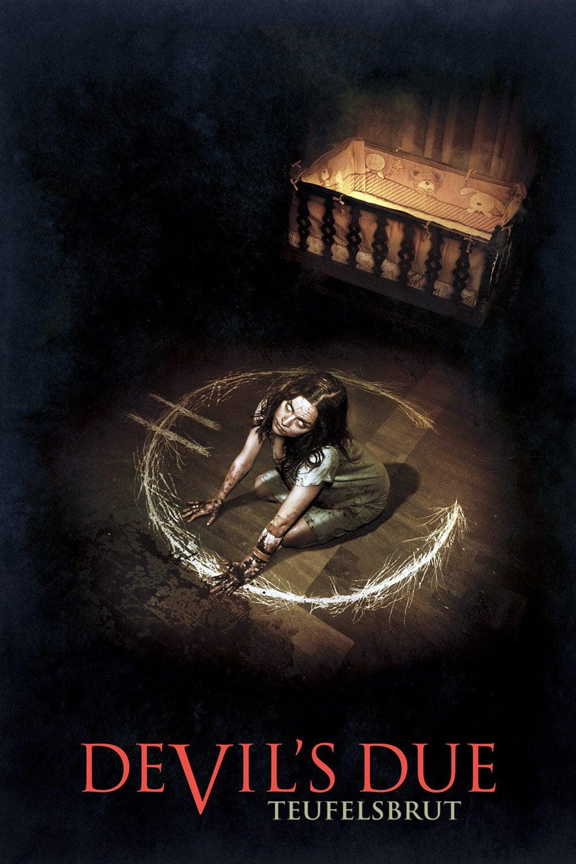 "Plakat von ""Devil's Due - Teufelsbrut"""