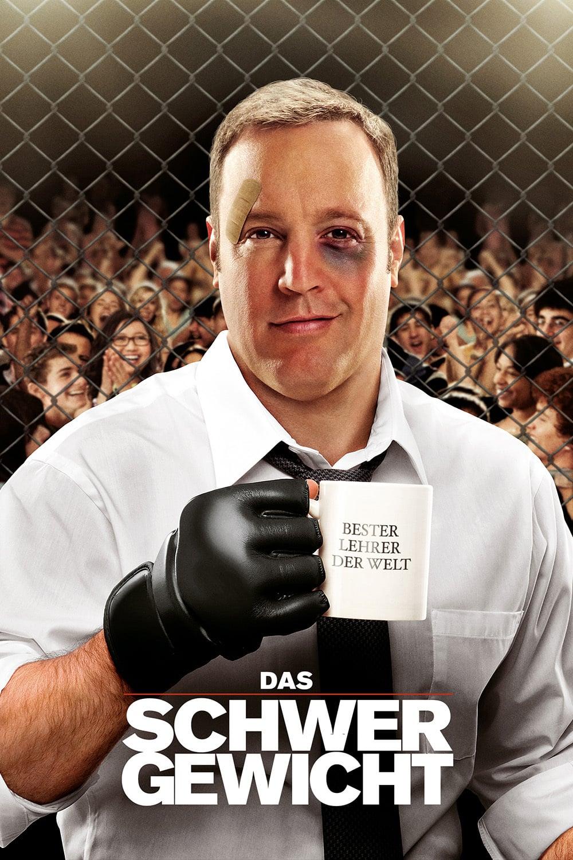 """Plakat von """"Das Schwergewicht"""""""