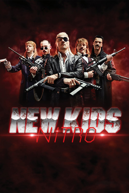 """Plakat von """"New Kids Nitro"""""""