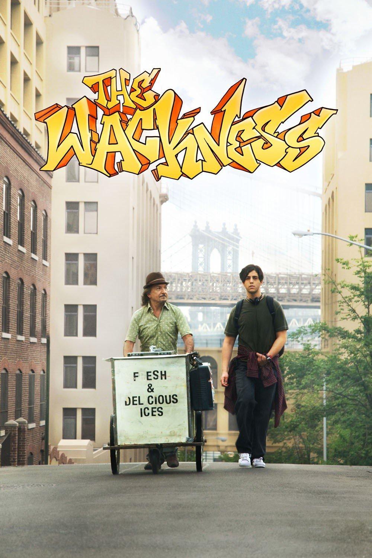 """Plakat von """"The Wackness - Verrückt sein ist relativ"""""""