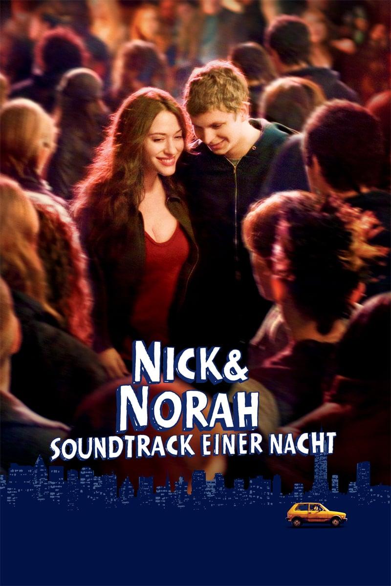 """Plakat von """"Nick und Norah - Soundtrack einer Nacht"""""""