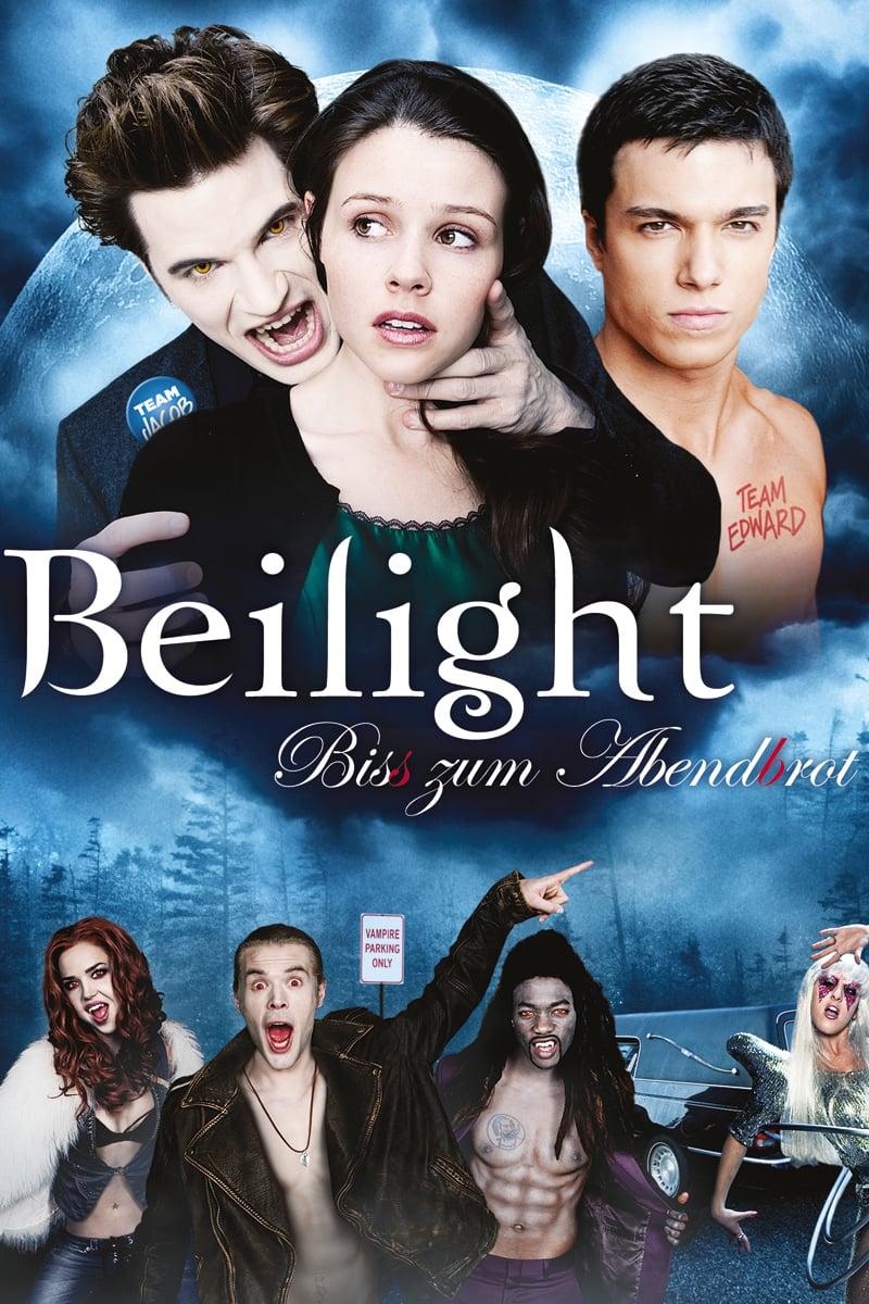 """Plakat von """"Beilight - Biss zum Abendbrot"""""""
