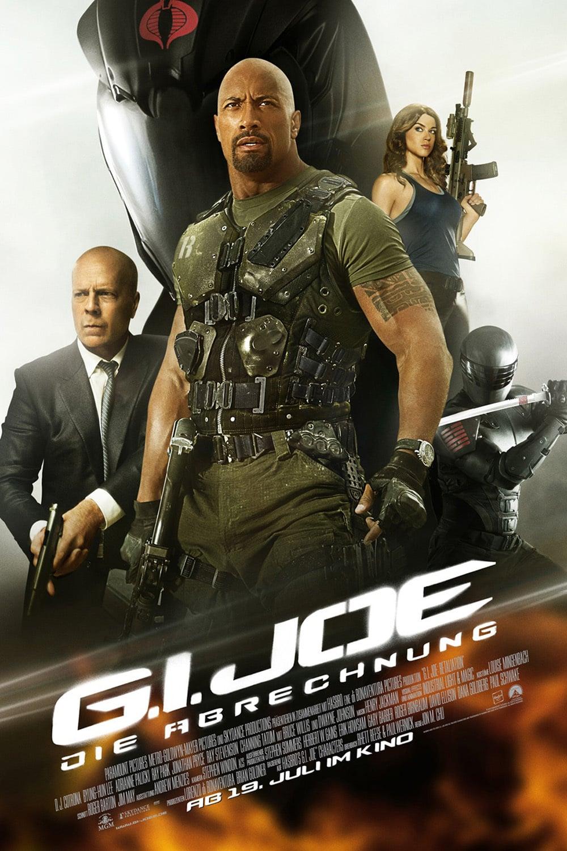 """Plakat von """"G.I. Joe - Die Abrechnung"""""""