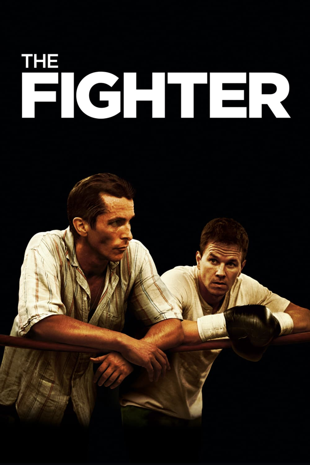 "Plakat von ""The Fighter"""