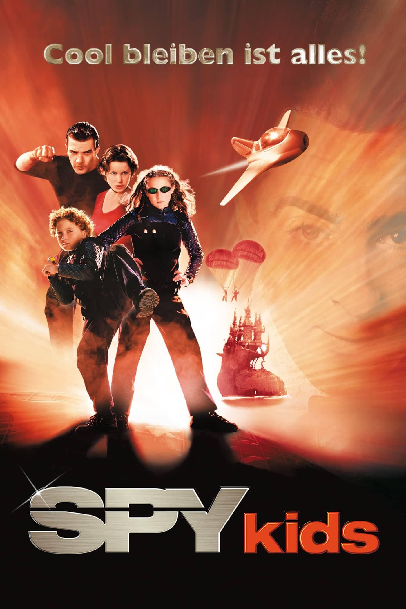 """Plakat von """"Spy Kids"""""""