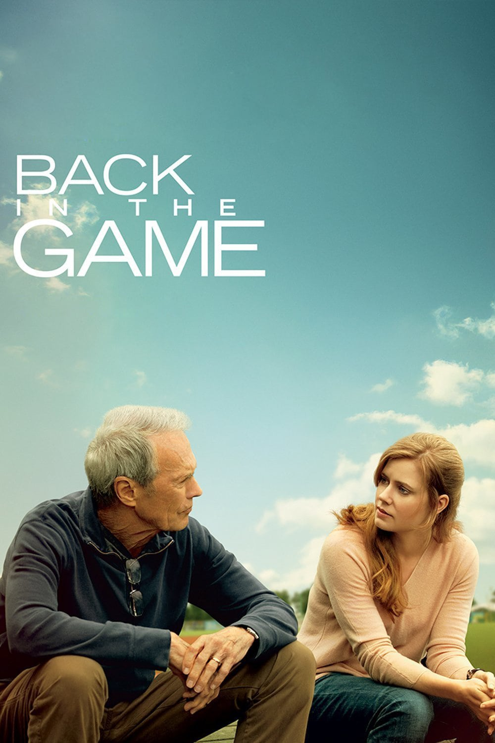 "Plakat von ""Back in the Game"""