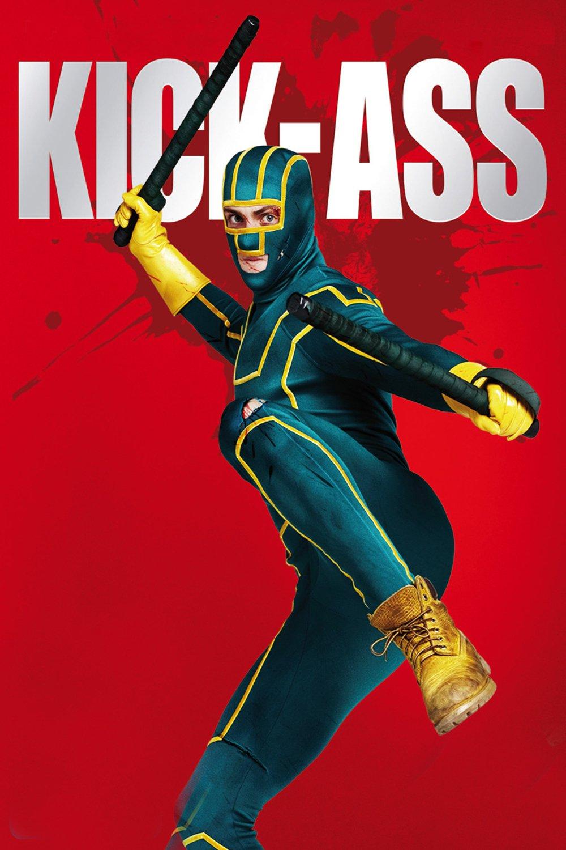 """Plakat von """"Kick-Ass"""""""