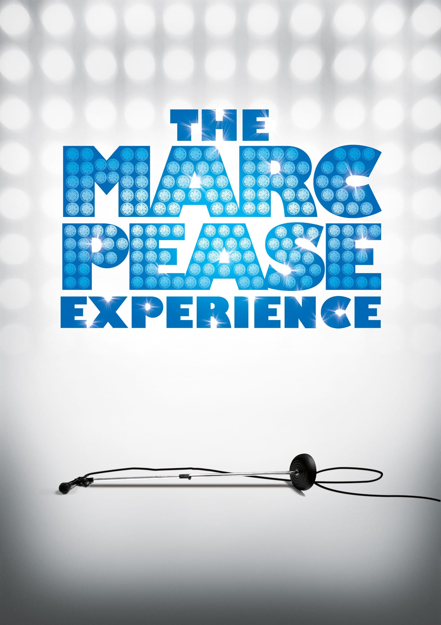 """Plakat von """"The Marc Pease Experience"""""""