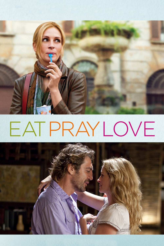 """Plakat von """"Eat Pray Love"""""""