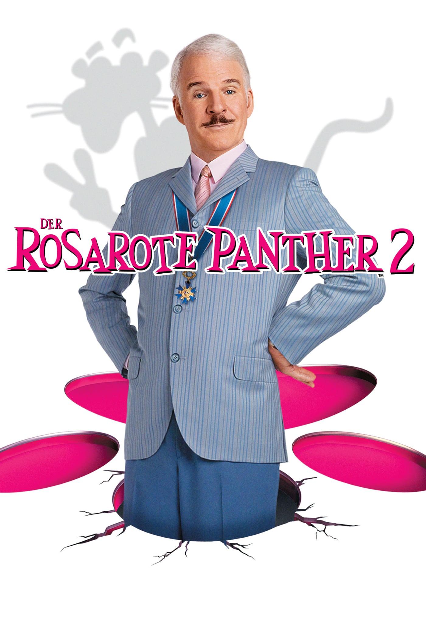 """Plakat von """"Der rosarote Panther 2"""""""